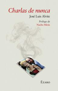 CHARLAS DE NUNCA: portada