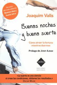 BUENAS NOCHES Y BUENA SUERTE 2ªED: portada