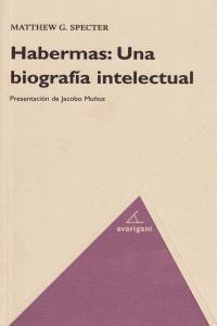 Habermas: Una biografía intelectual: portada
