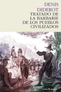 Tratado de la barbarie de los pueblos civilizados: portada