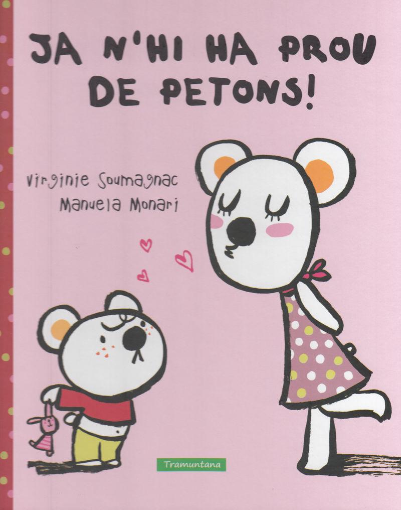 JA N'HI HA PROU DE PETONS - CAT 2ªED: portada