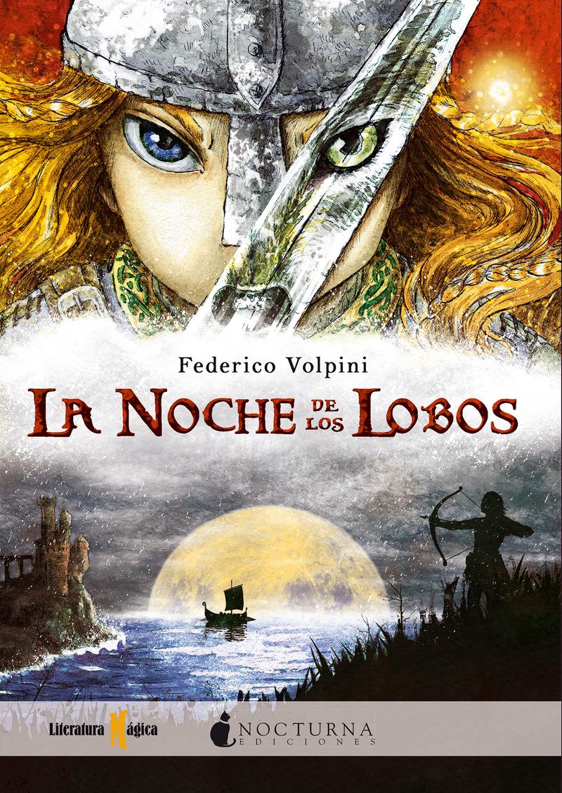 NOCHE DE LOS LOBOS,LA: portada