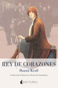 REY DE CORAZONES: portada