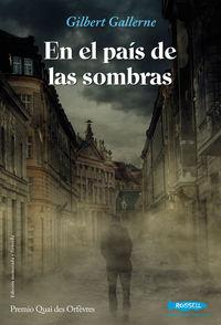 EN EL PA�S DE LAS SOMBRAS: portada