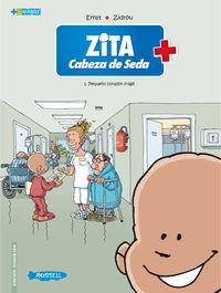ZITA Cabeza de Seda: portada
