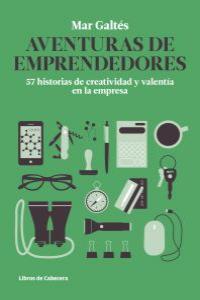 Aventuras de emprendedores: portada