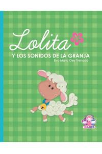 Lolita y los sonidos de la granja: portada