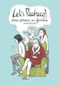 LET'S PACHECO!: portada