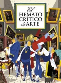 EL HEMATOCRÍTICO DE ARTE 4.ª ED.: portada
