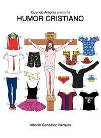 HUMOR CRISTIANO 3.ª ED.: portada