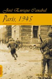 PARIS 1945: portada