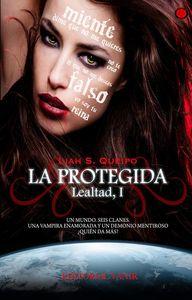 PROTEGIDA,LA I: portada