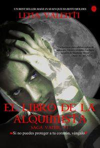 LIBRO DE LA ALQUIMISTA,EL VI: portada