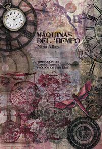 Máquinas del tiempo: portada