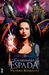 LOS GUARDIANES DE LA ESPADA (SAGA GUARDIANES DE LA ESPADA 1): portada