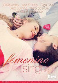 FEMENINO SINGULAR: portada