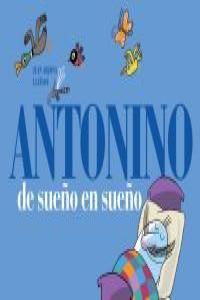 ANTONINO DE SUEñO E N SUEñO: portada