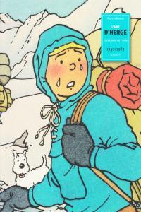 L'ART D'HERGE EL CREADOR DE TINTIN - CAT: portada