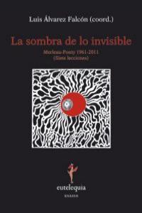 La sombra de lo invisible: portada
