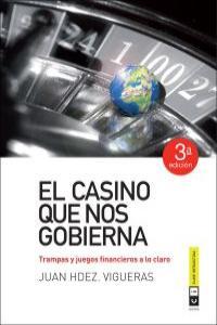 El casino que nos gobierna 3ª edición: portada