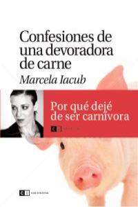 Confesiones de una devoradora de carne: portada