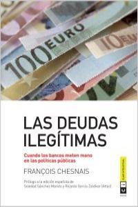 Las deudas ileg�timas: portada