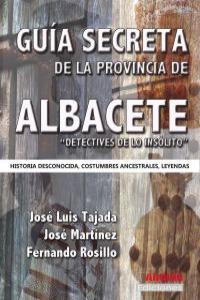 GUIA SECRETA DE LA PROVINCIA DE ALBACETE: portada
