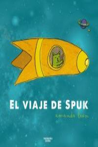 El viaje de Spuk: portada