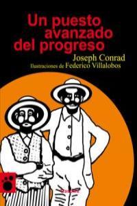 Un puesto avanzado del progreso: portada