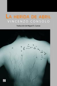 La herida de abril: portada