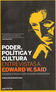 PODER POLITICA CULTURA: portada