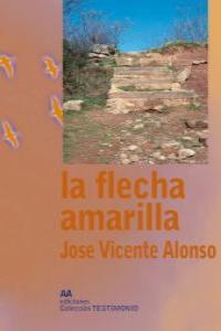 FLECHA AMARILLA,LA: portada