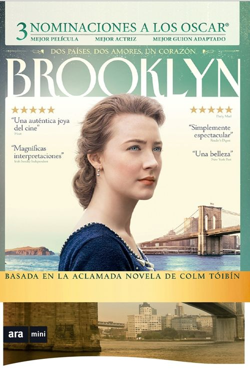 BROOKLYN - MINI: portada