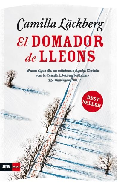 DOMADOR DE LLEONS, EL: portada