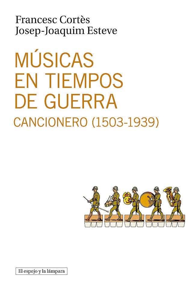 Músicas en tiempos de guerra: portada