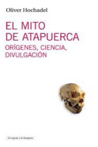 El mito de Atapuerca: portada