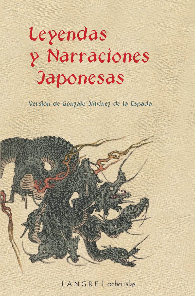 LEYENDAS Y NARRACIONES JAPONESAS: portada
