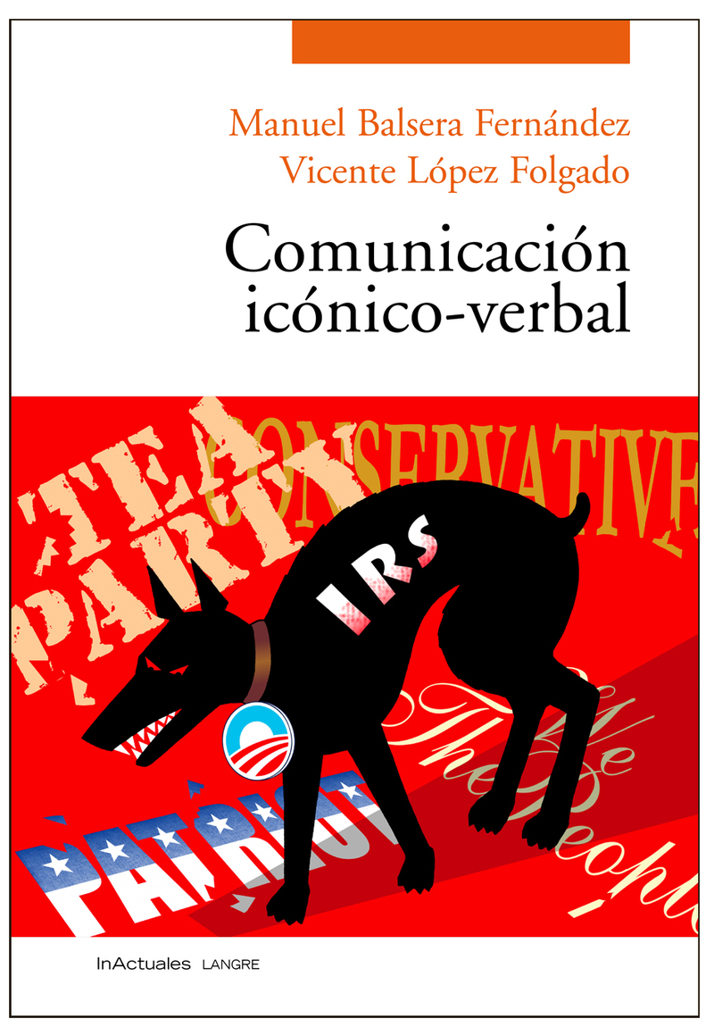 COMUNICACION ICONICO-VERBAL: portada