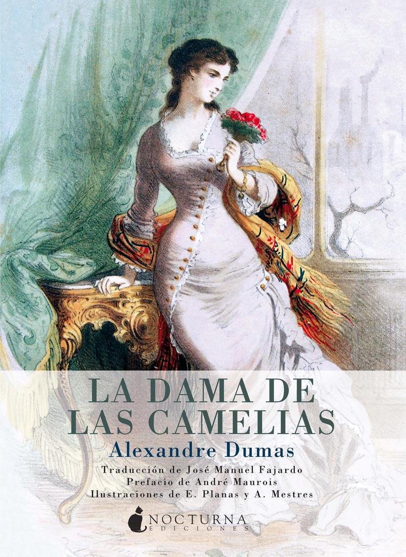 DAMA DE LAS CAMELIAS,LA: portada