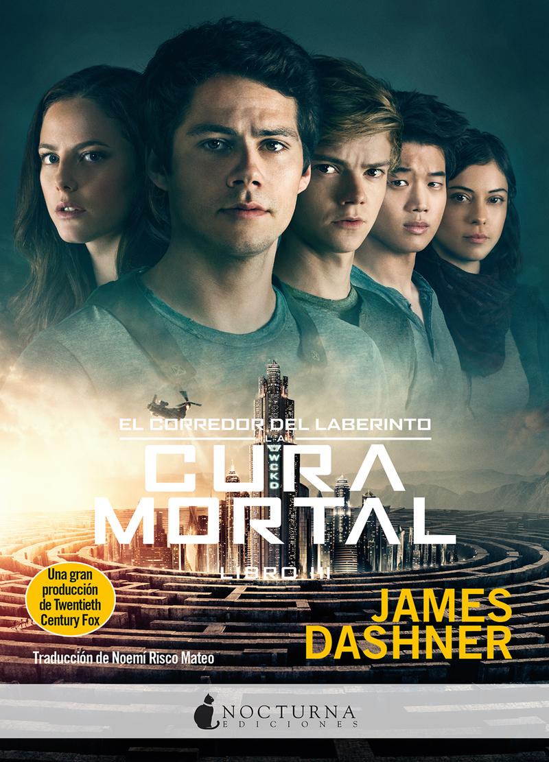 CURA MORTAL,LA: portada
