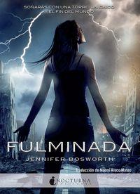 FULMINADA: portada