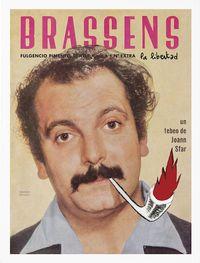 BRASSENS, LA LIBERTAD: portada