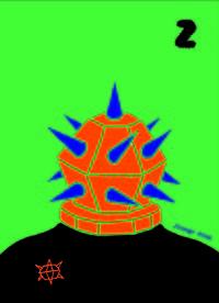 PUDRIDERO DOS: portada