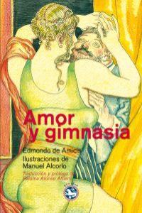 AMOR Y GIMNASIA: portada