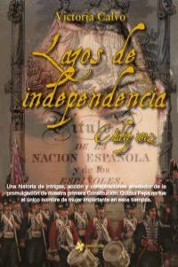 LAZOS DE INDEPENDENCIA CADIZ 2012: portada
