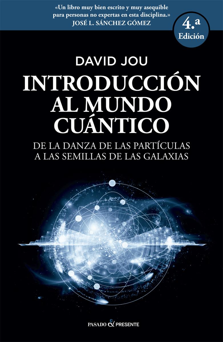 Introducción al mundo cuántico: portada
