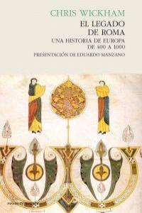 El legado de Roma: portada