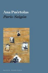 París-Saigón: portada