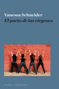 EL PACTO DE LAS VÍRGENES: portada