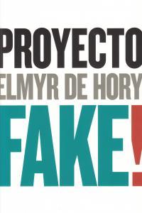 PROYECTO FAKE + CD: portada